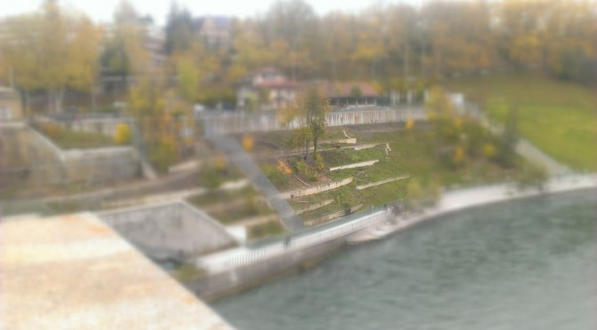 Tiltshift in Bern